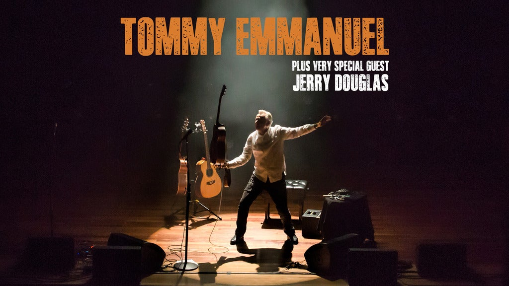 Hotels near Tommy Emmanuel Events