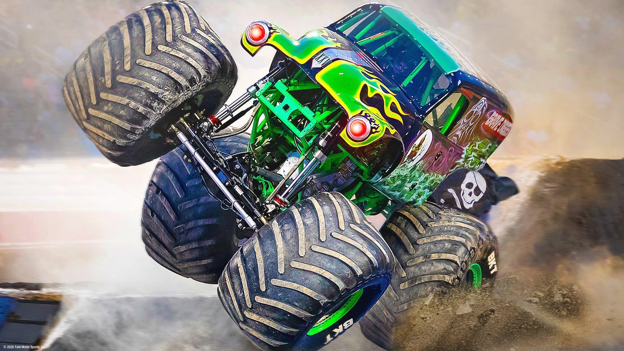 Monster Jam at TIAA Bank Field
