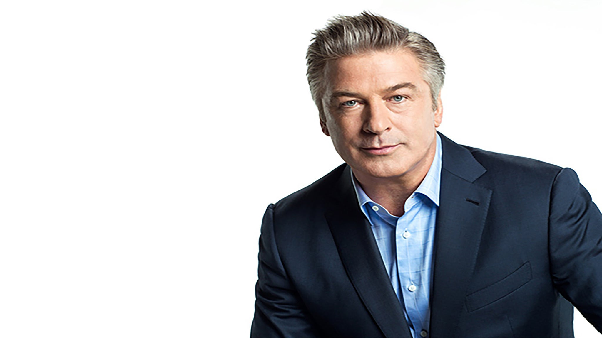 Alec Baldwin at Palace Theatre Stamford