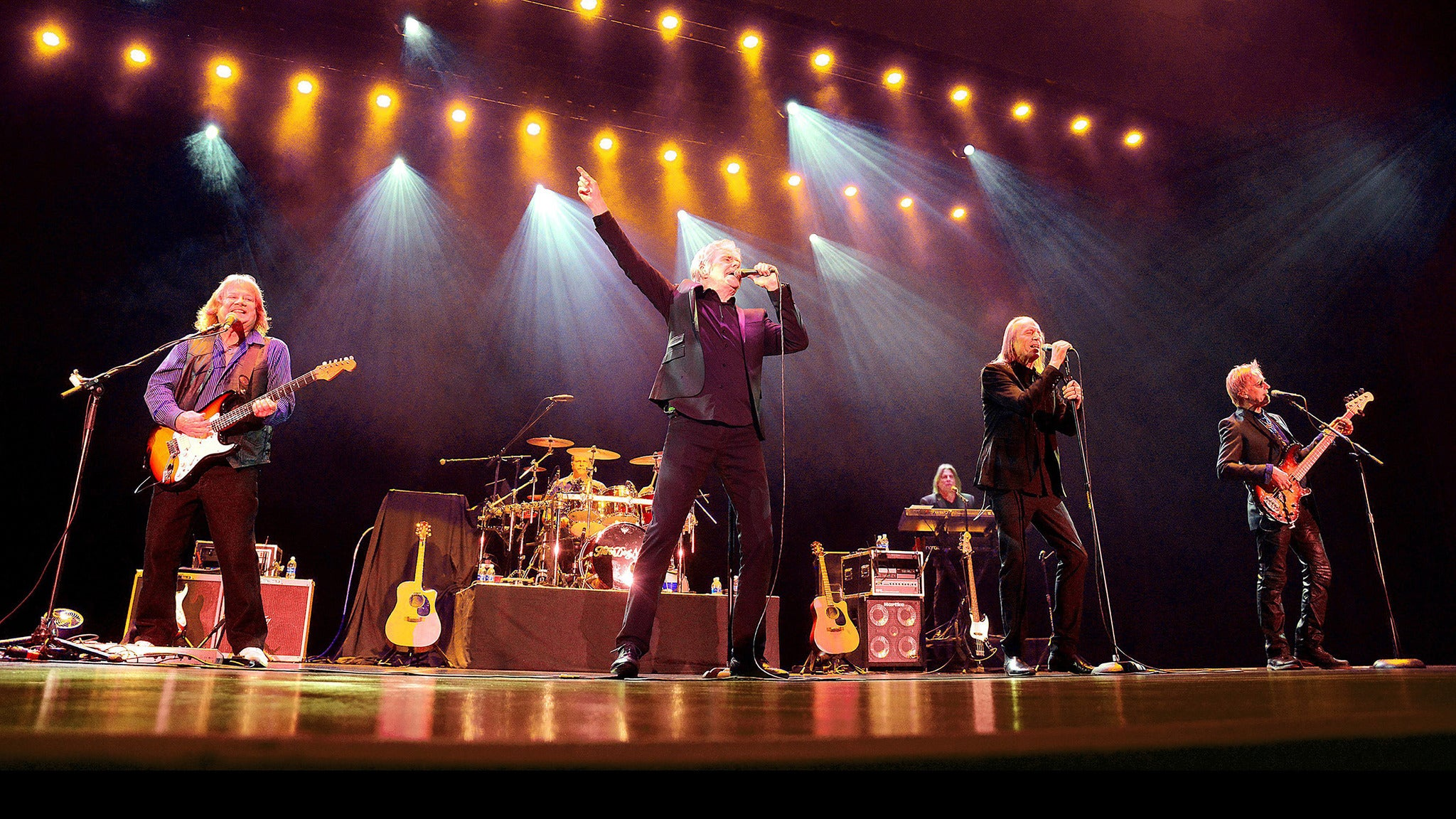Three Dog Night at Three Stages at Folsom Lake College