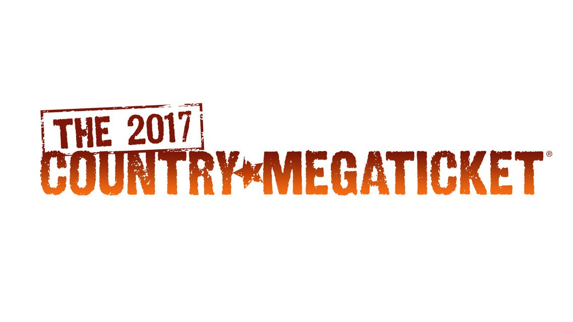 2017 Country Megaticket At Toyota Amphitheatre
