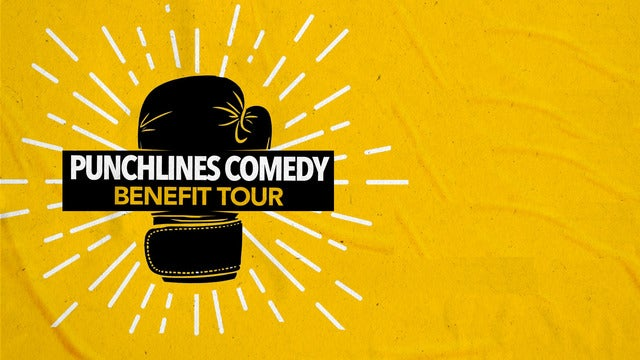 Punchlines Comedy Benefit Tour