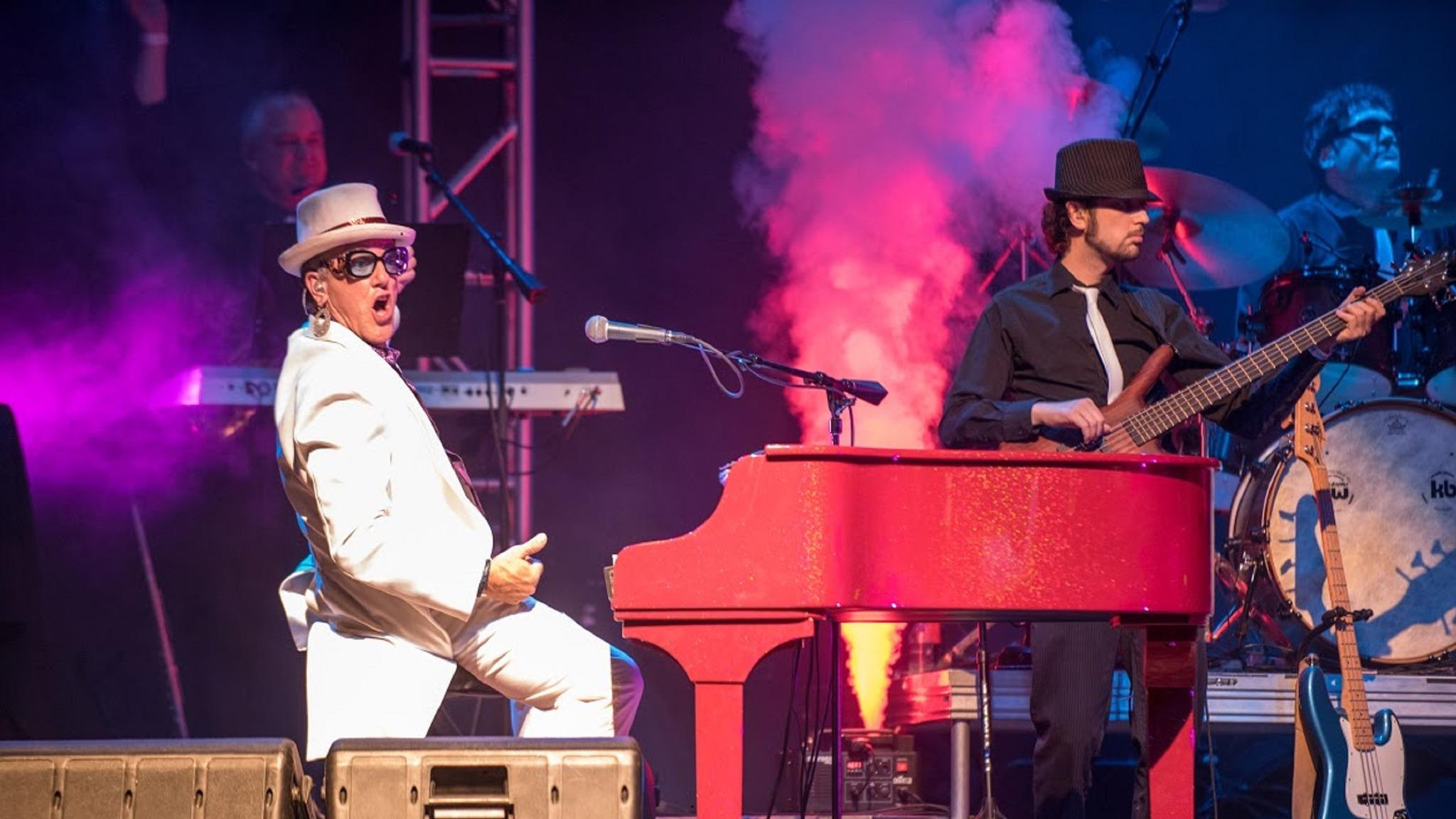 94.9 KCMO Presents: Elton Dan and The Rocket Band