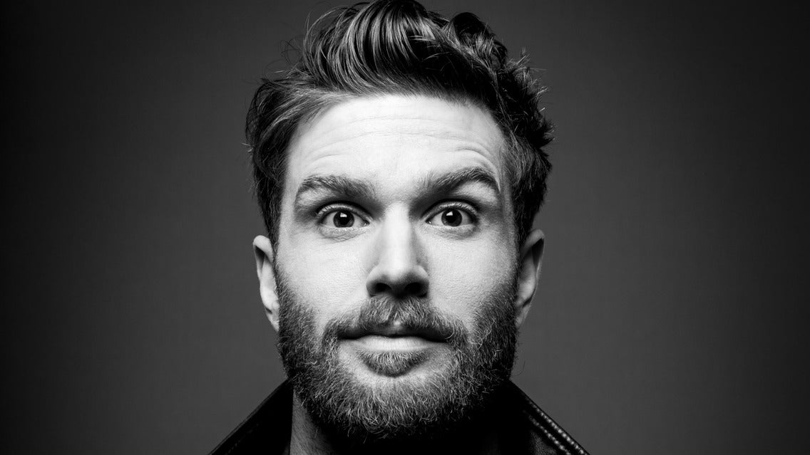 Joel Dommett: Unapologetic (If That's OK?) Seating Plans