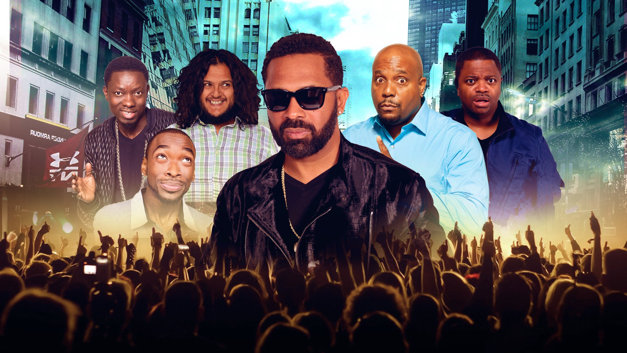Festival of Laughs - Miami at James L Knight Center