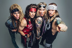 Steel Panther / Heavy Metal Rules Tour