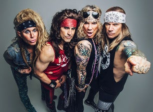 Steel Panther: Heavy Metal Rules Tour, 2020-02-11, Глазго