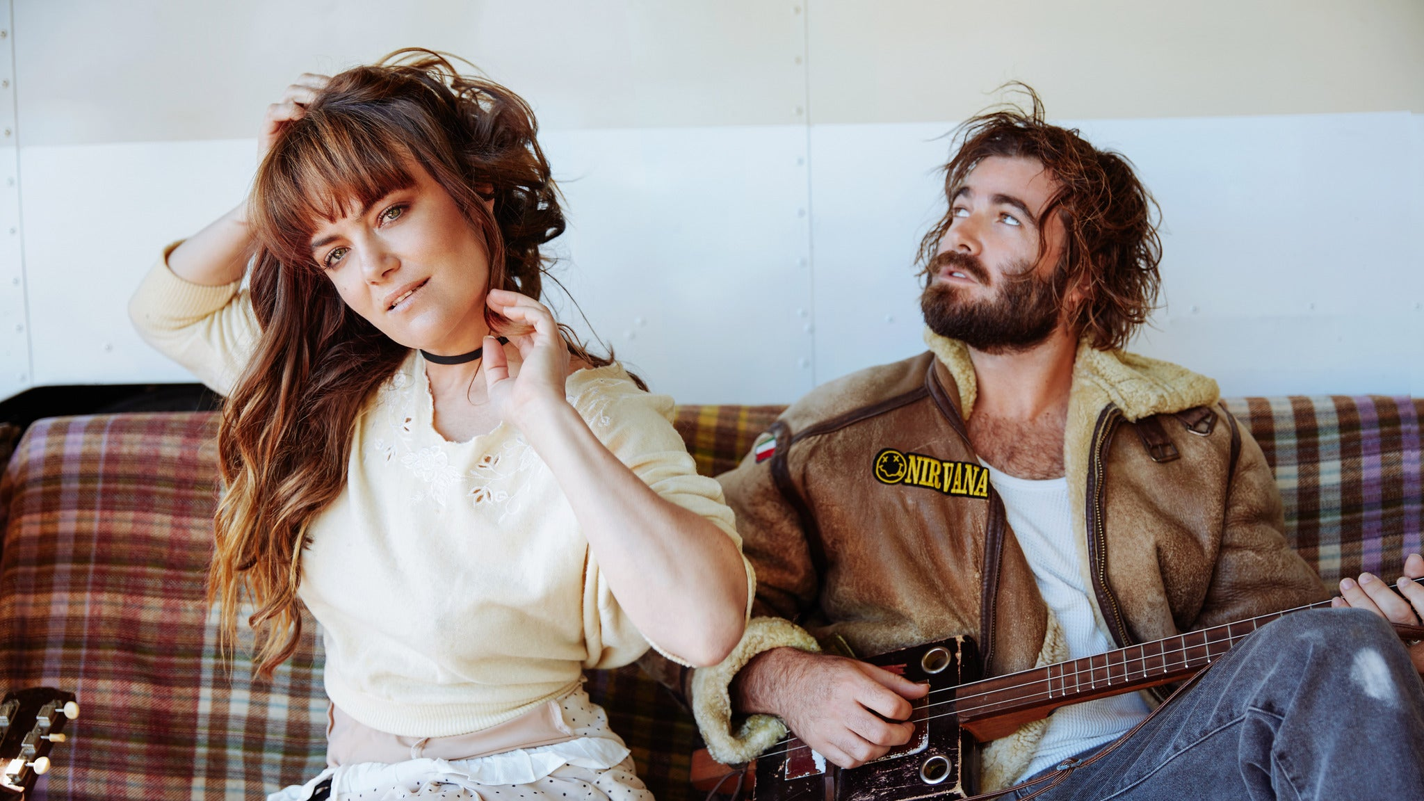 Angus & Julia Stone - Snow US Tour at The Fillmore