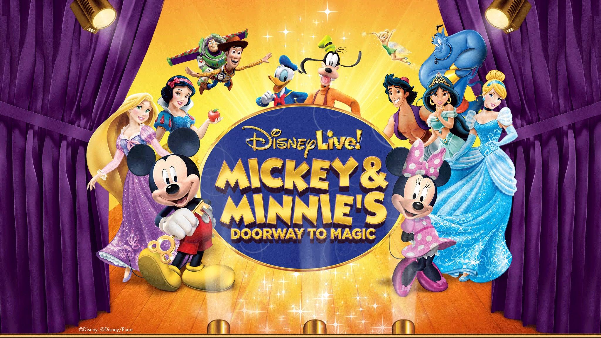 Disney Live! Mickey and Minnie's Doorway to Magic
