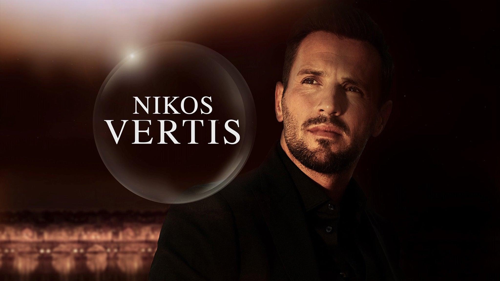 Nikos Vertis at Joe's Live - Rosemont