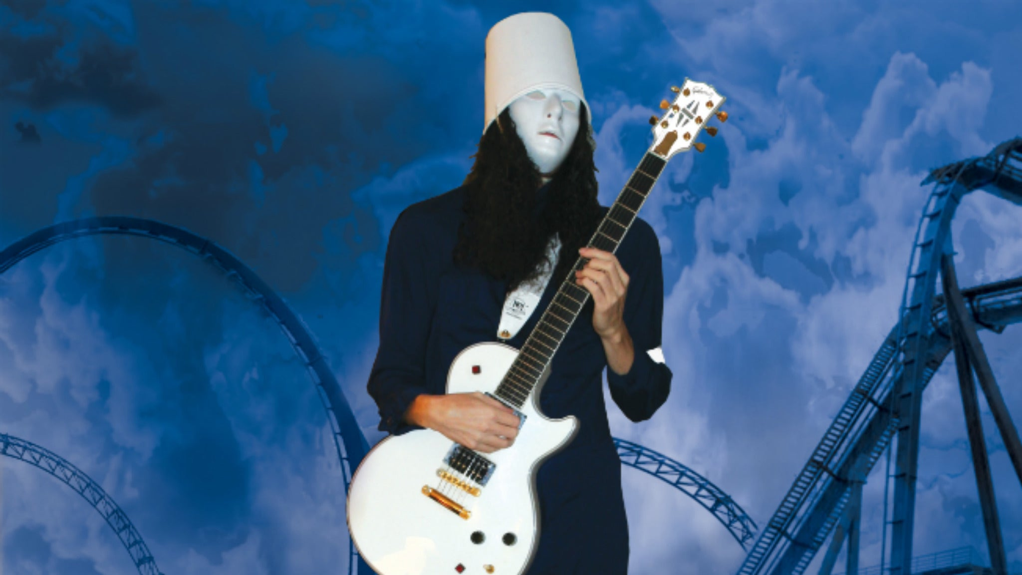 Buckethead at Madison Theater - Covington