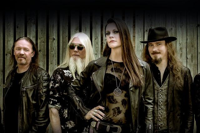 Nightwish Genting Arena Seating Plan