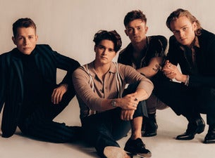 The Vamps, Hrvy, New Hope Club, Taylor Gray
