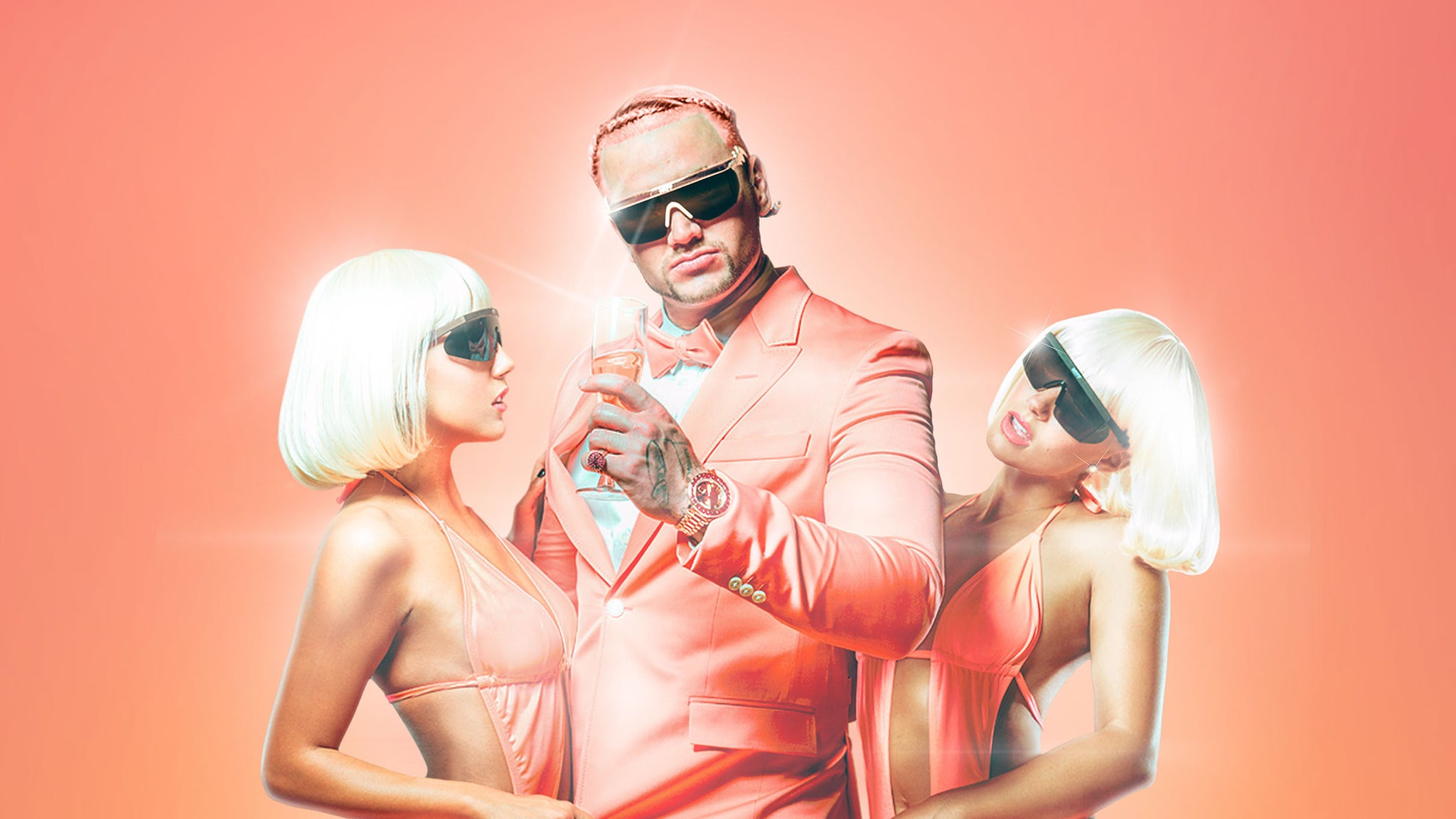 RIFF RAFF: THE PEACH PANTHER TOUR at Theatre of Living Arts