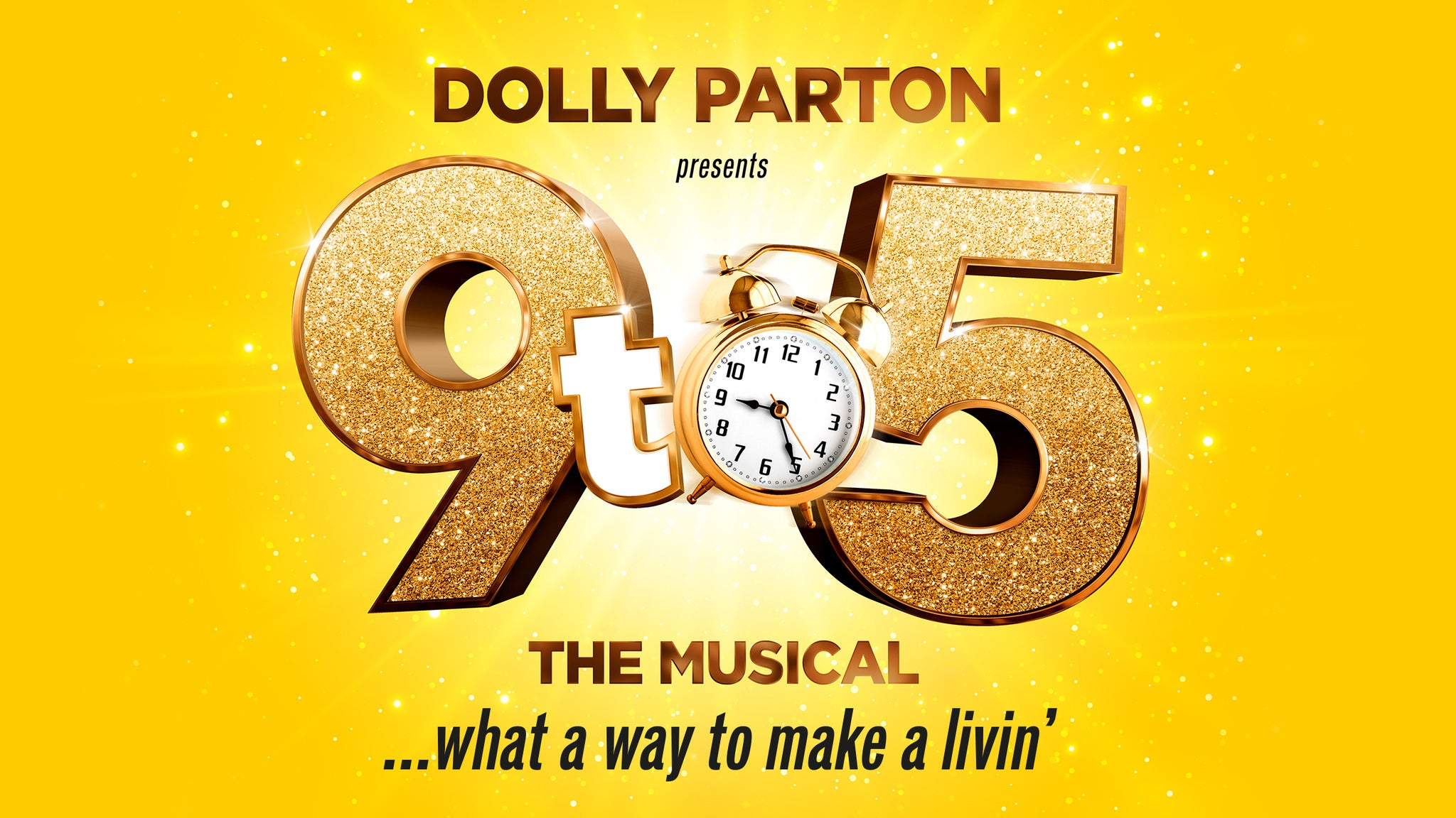 9 To 5: The Musical Event Title Pic