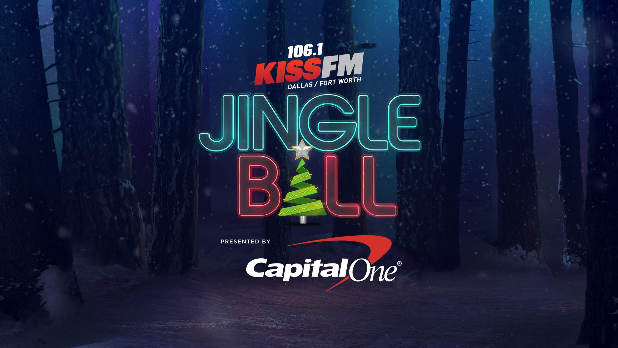 106.1 KISS FM's Jingle Ball Presented by Capital One