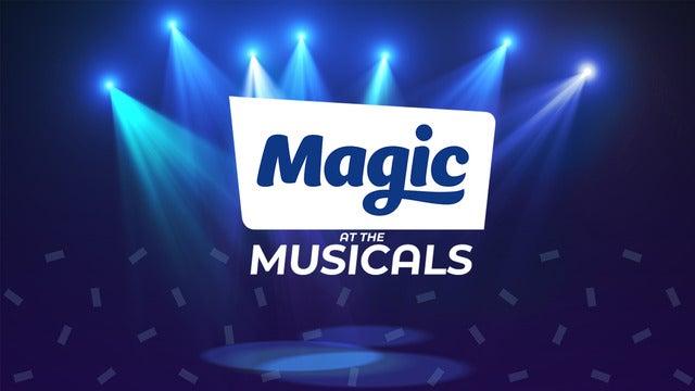 Magic at the Musicals Royal Albert Hall Seating Plan