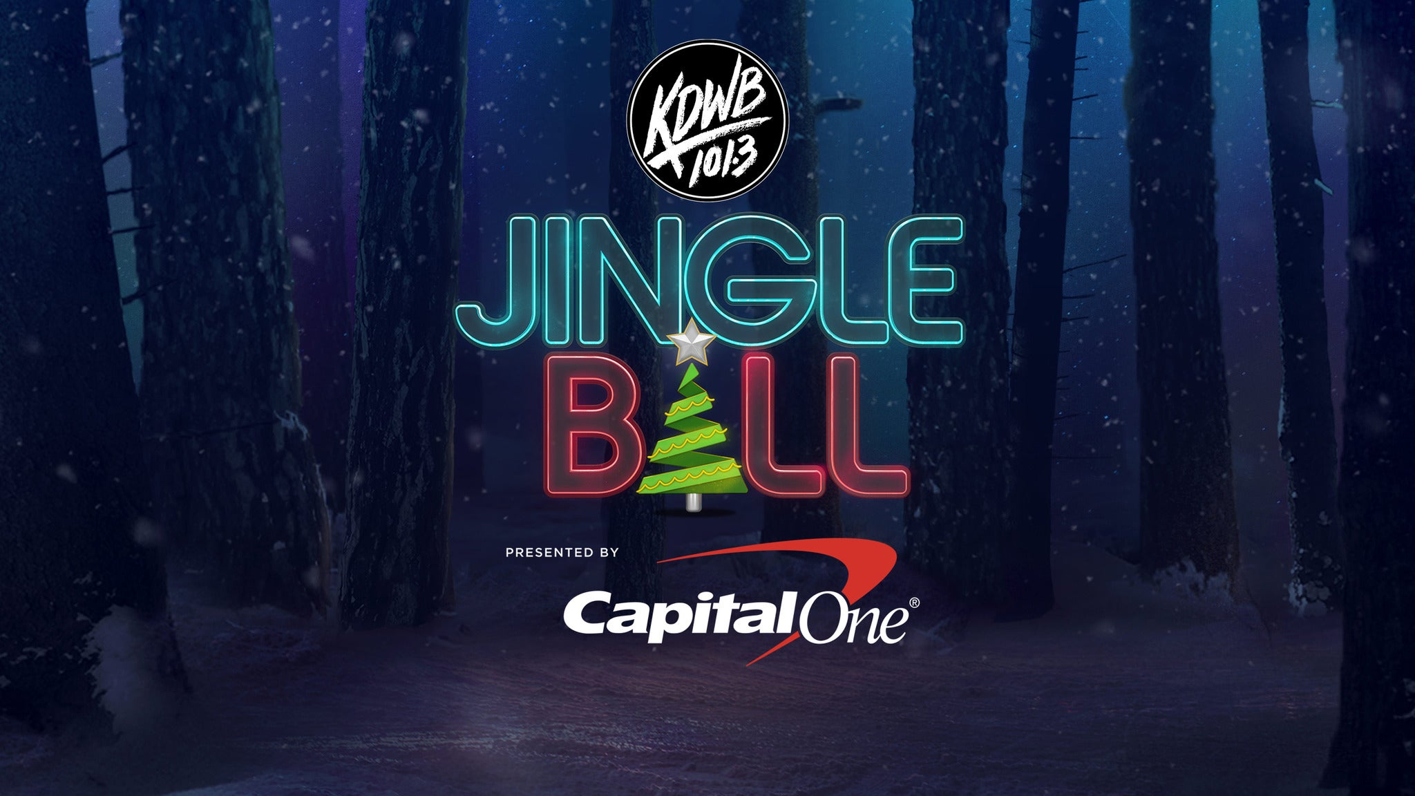 101.3 KDWB's Jingle Ball Presented by Capital One