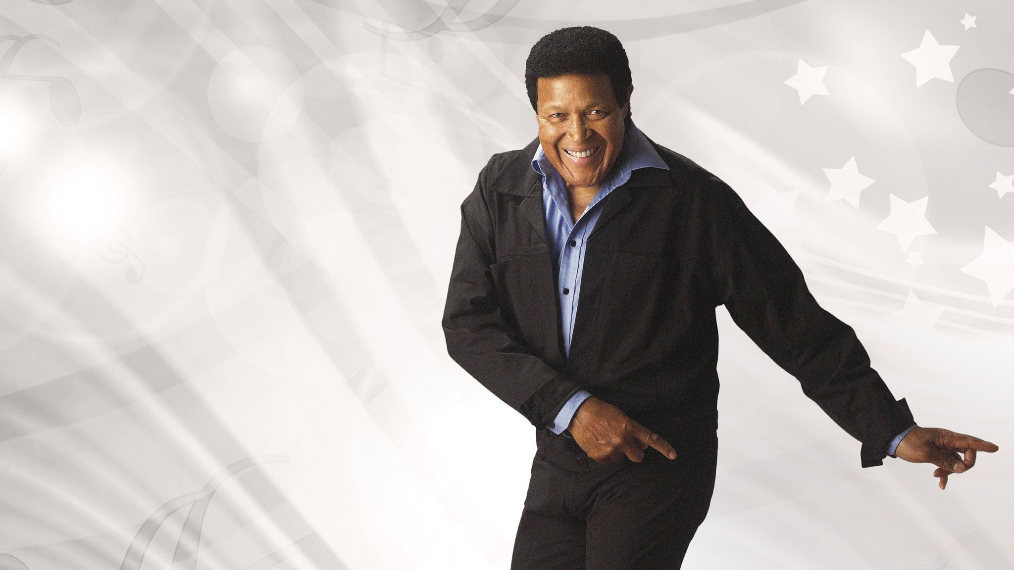 Chubby Checker at Sam's Town Hotel & Casino Shreveport