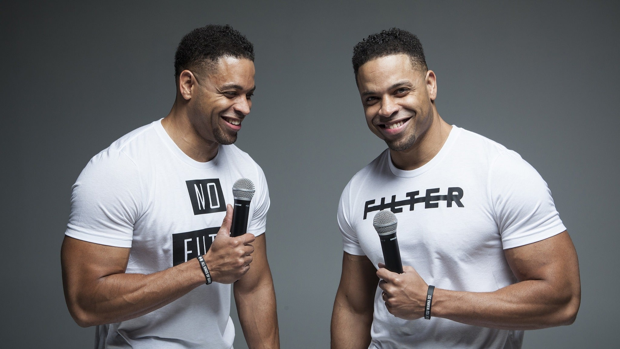 The Hodgetwins at Punch Line Comedy Club - Sacramento