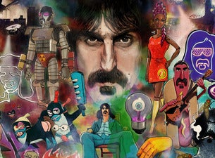 The Bizarre World of Frank Zappa Seating Plans