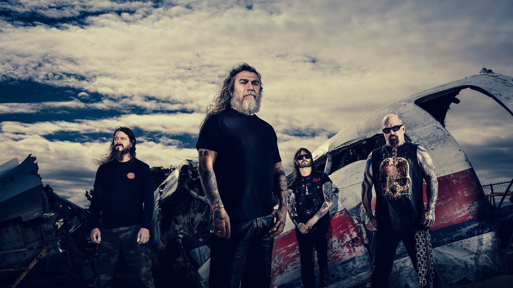 The Final Campaign: Slayer, Primus, Ministry, Philip H Anselmo