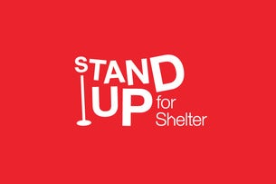 Stand Up For Shelter Seating Plans