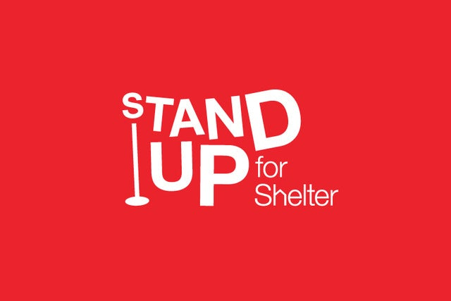 Hotels near Stand Up for Shelter Events