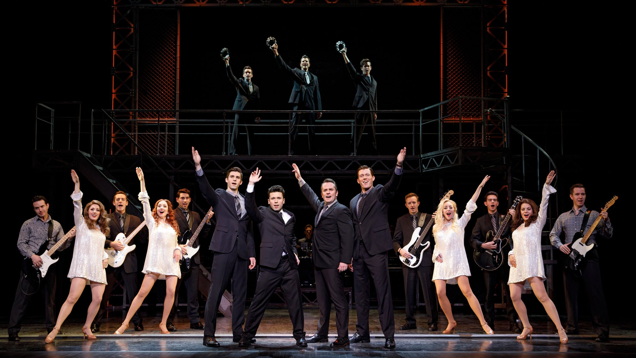Jersey Boys (Chicago) at Auditorium Theatre - Chicago, IL 60605