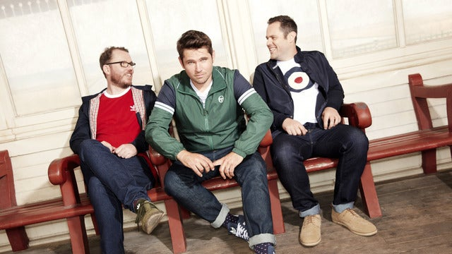 Scouting for Girls Seating Plans