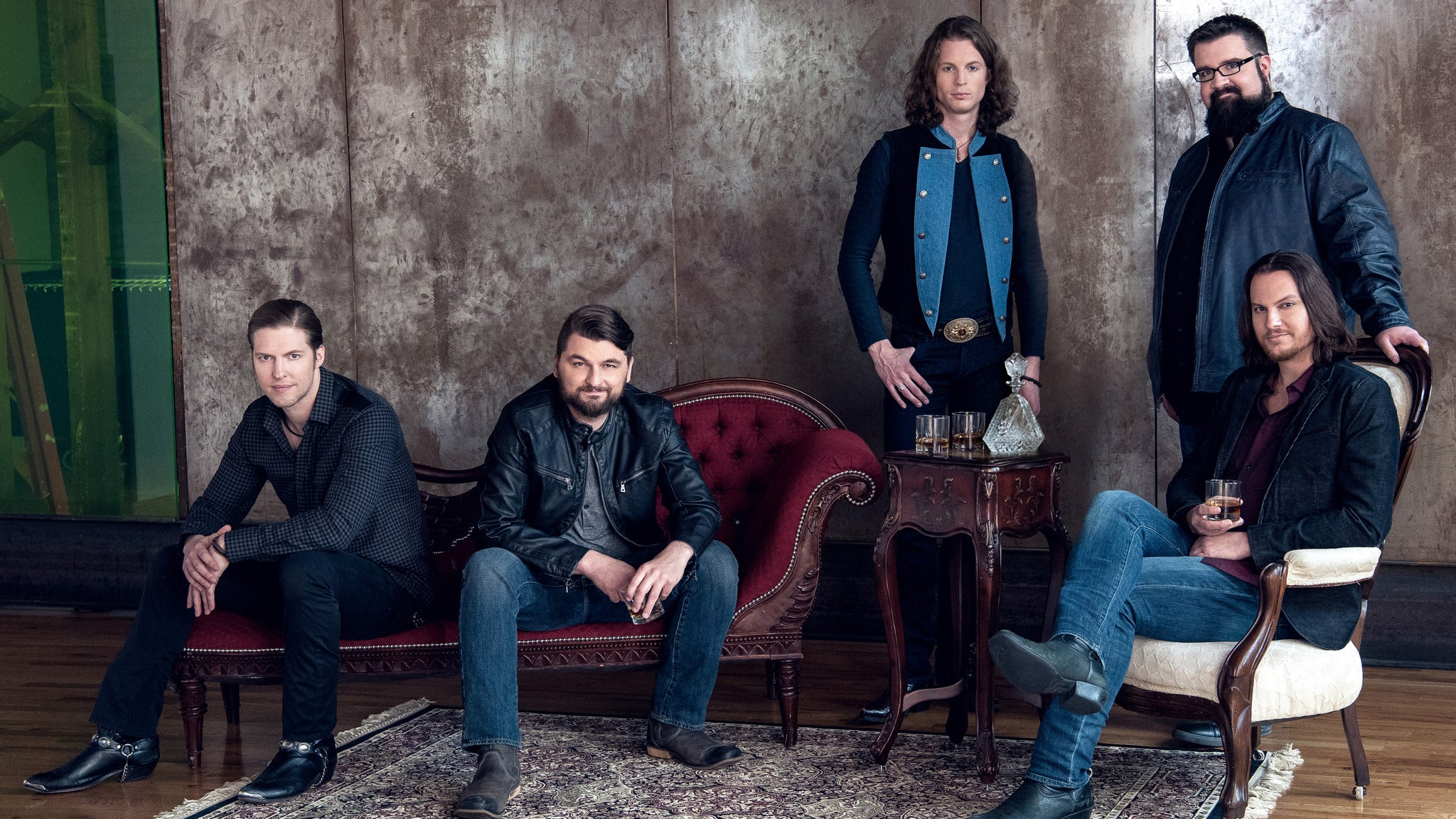 Home Free at McCain Auditorium