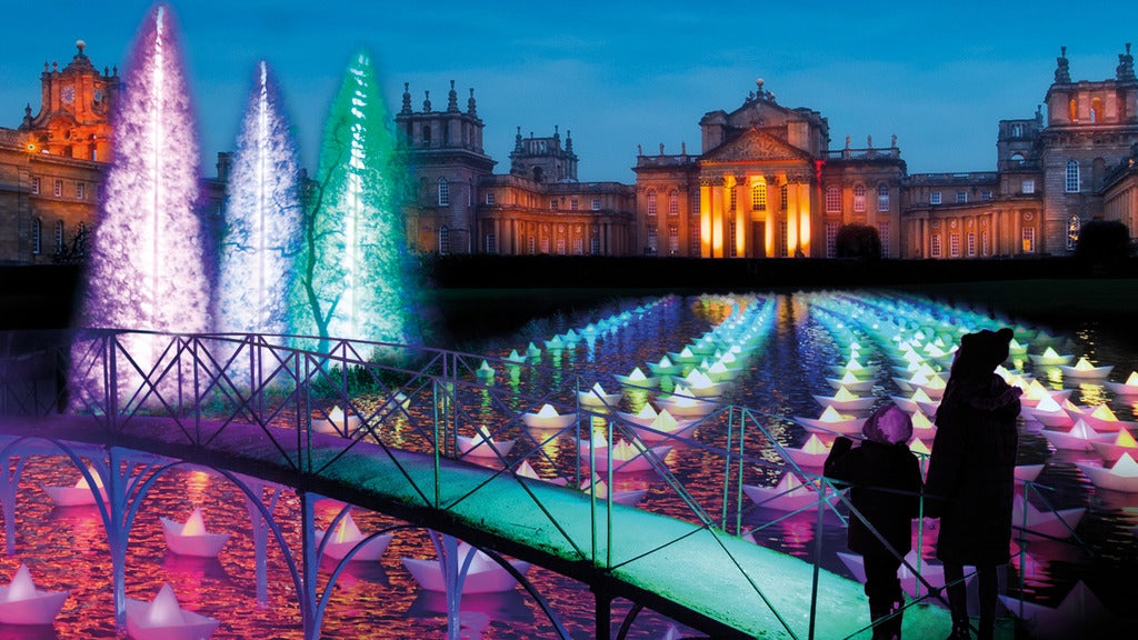 Blenheim palace what s on