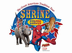 Shrine Circus Saturday Evening