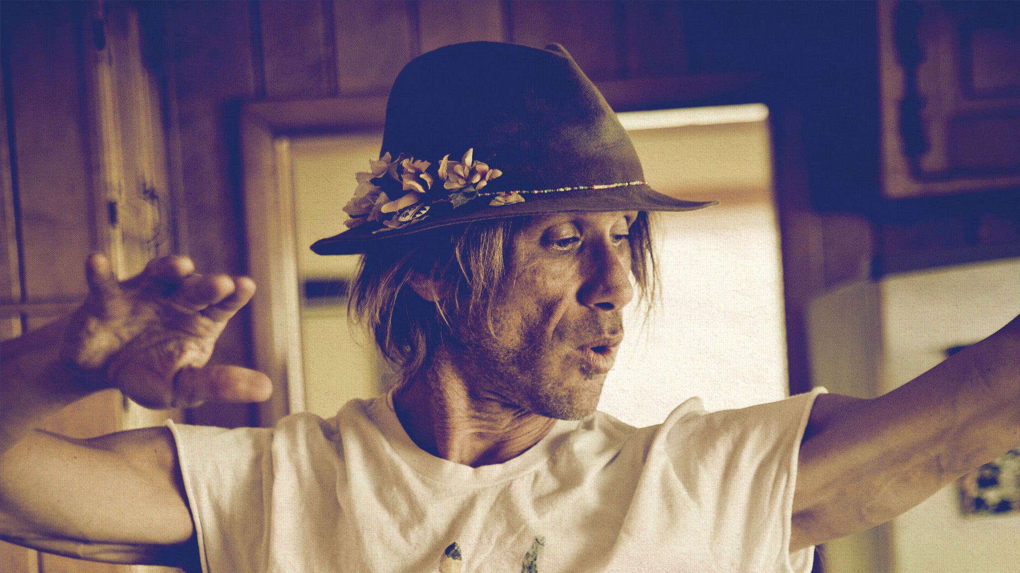 Todd Snider at Ryman Auditorium