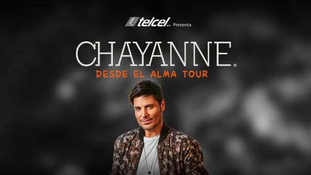 Chayanne at The Forum