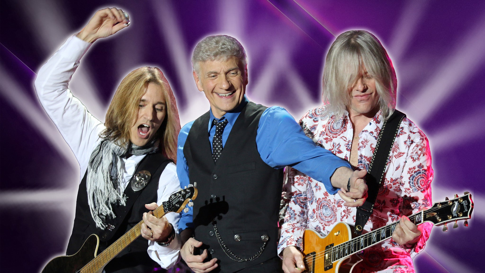 Dennis DeYoung at Emens Auditorium