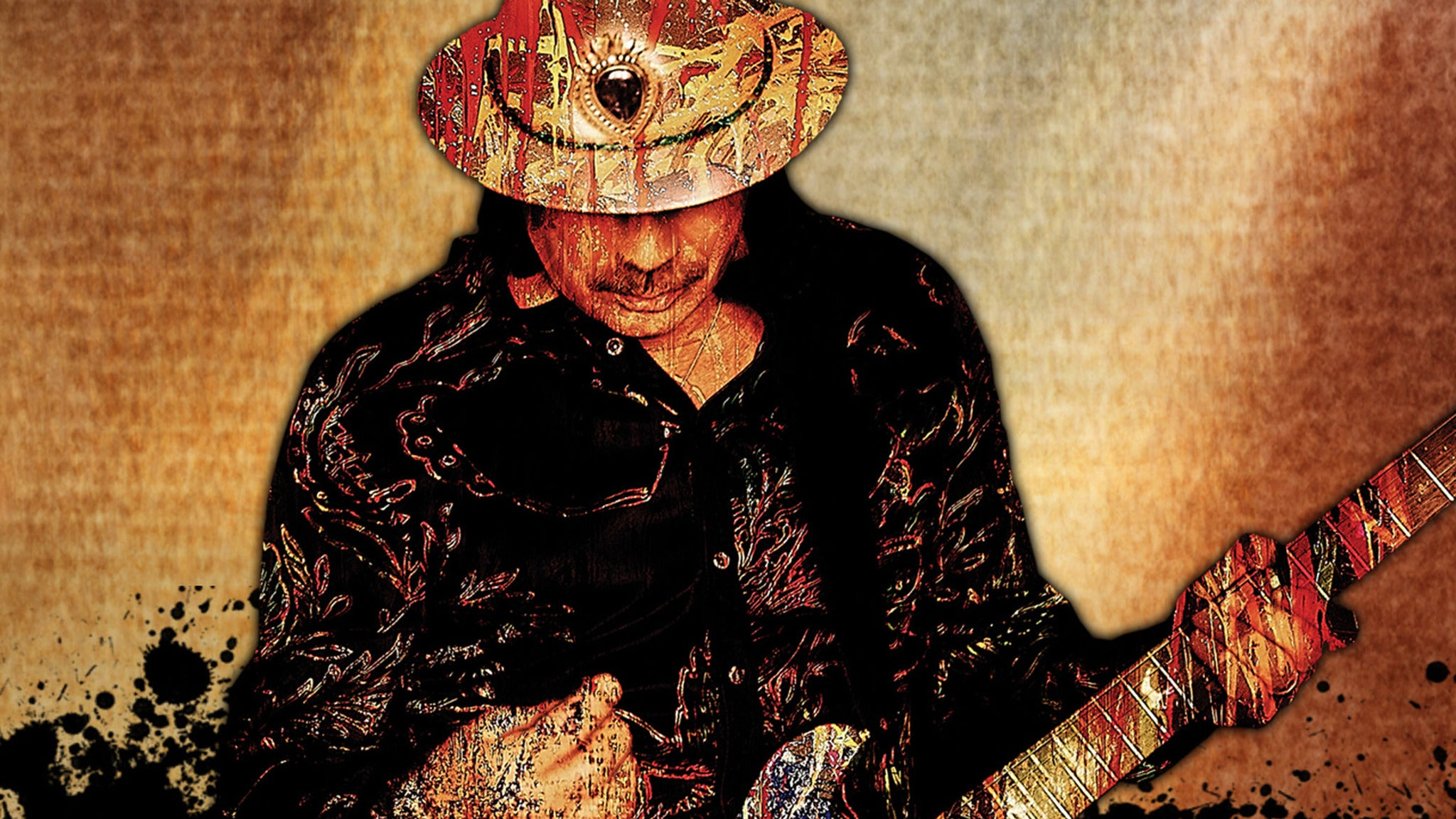 Santana at Amalie Arena