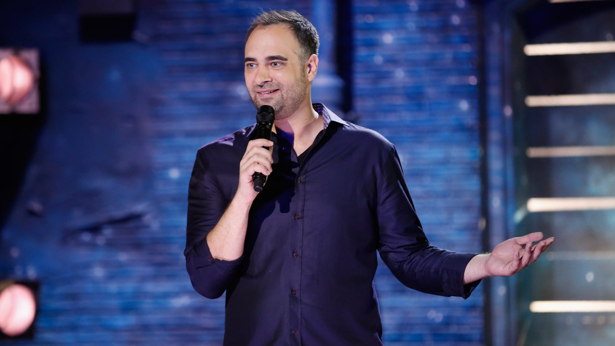 Kurt Metzger at Punch Line Philly