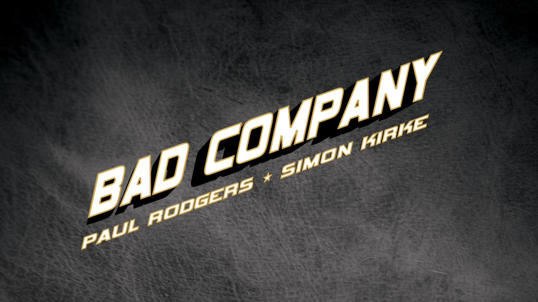 Bad Company w/ Foghat at Fraze Pavilion