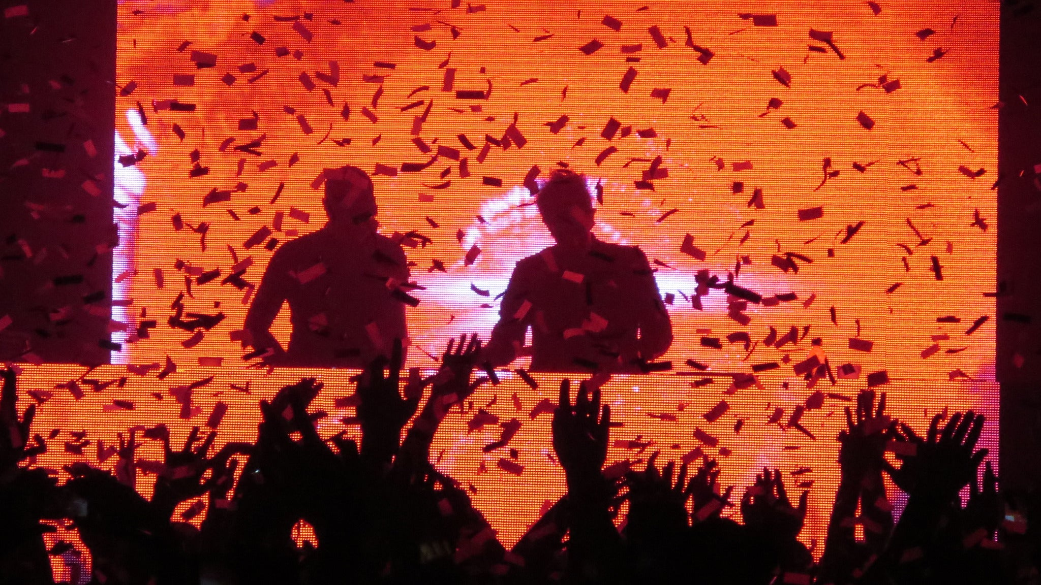 We Are NRG - Knife Party, Mat Zo And More