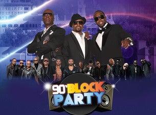 SW Louisiana 90's Block Party