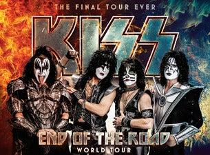 Kiss, 2021-07-04, Madrid
