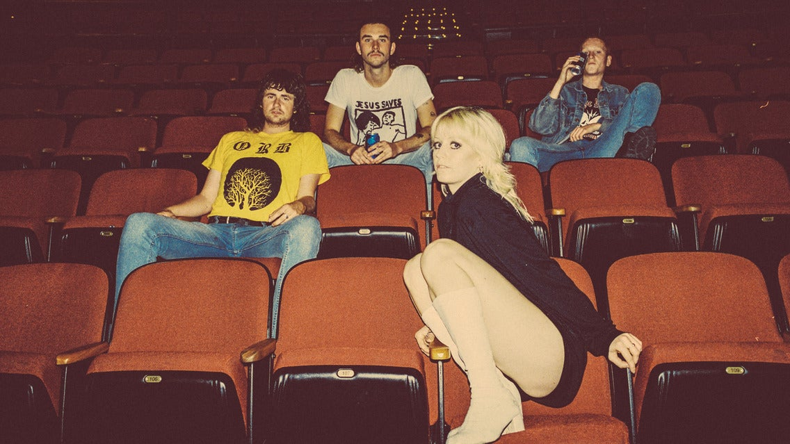 Amyl And The Sniffers tickets (Copyright © Ticketmaster)