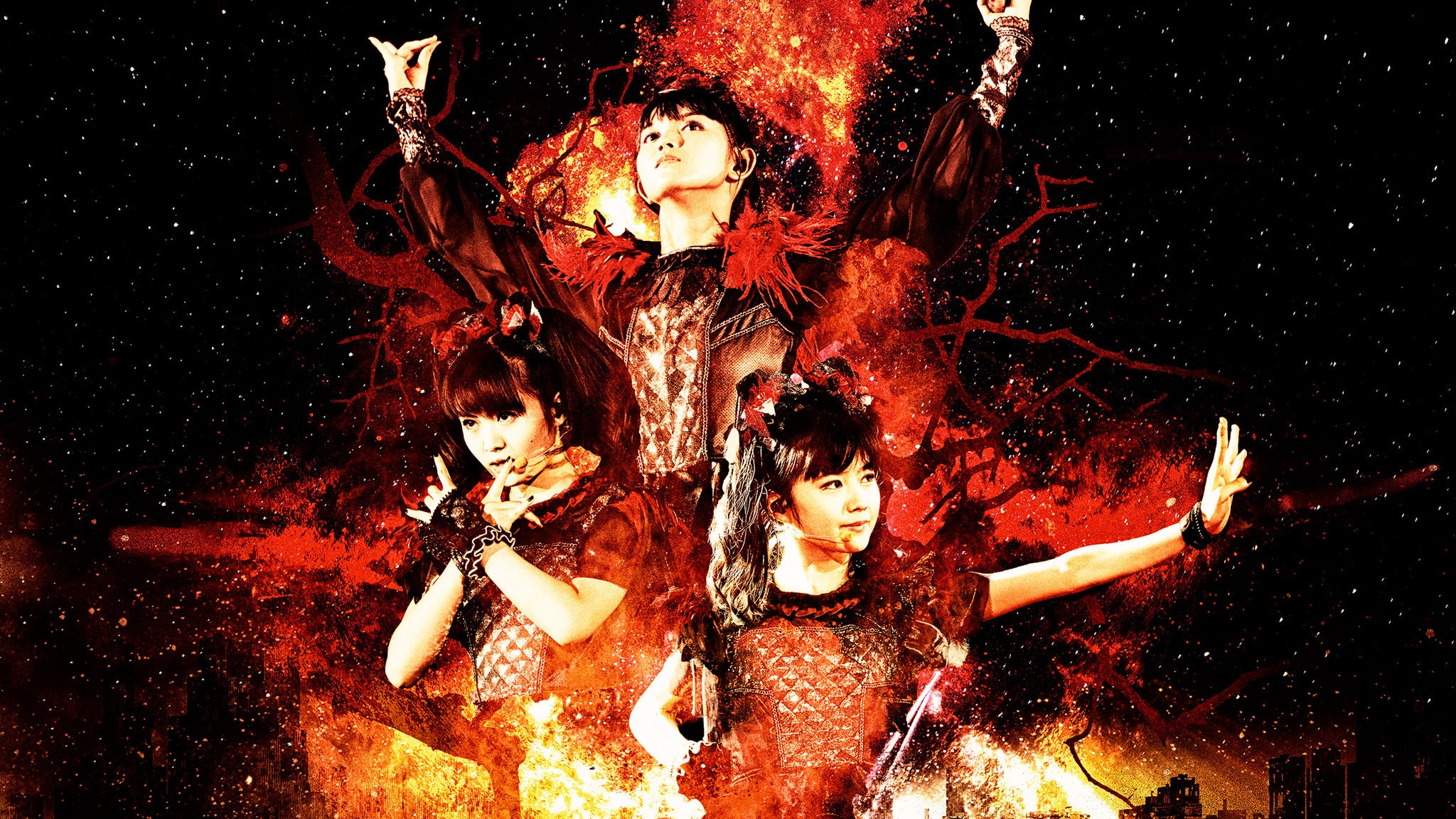 BABYMETAL at The Vogue