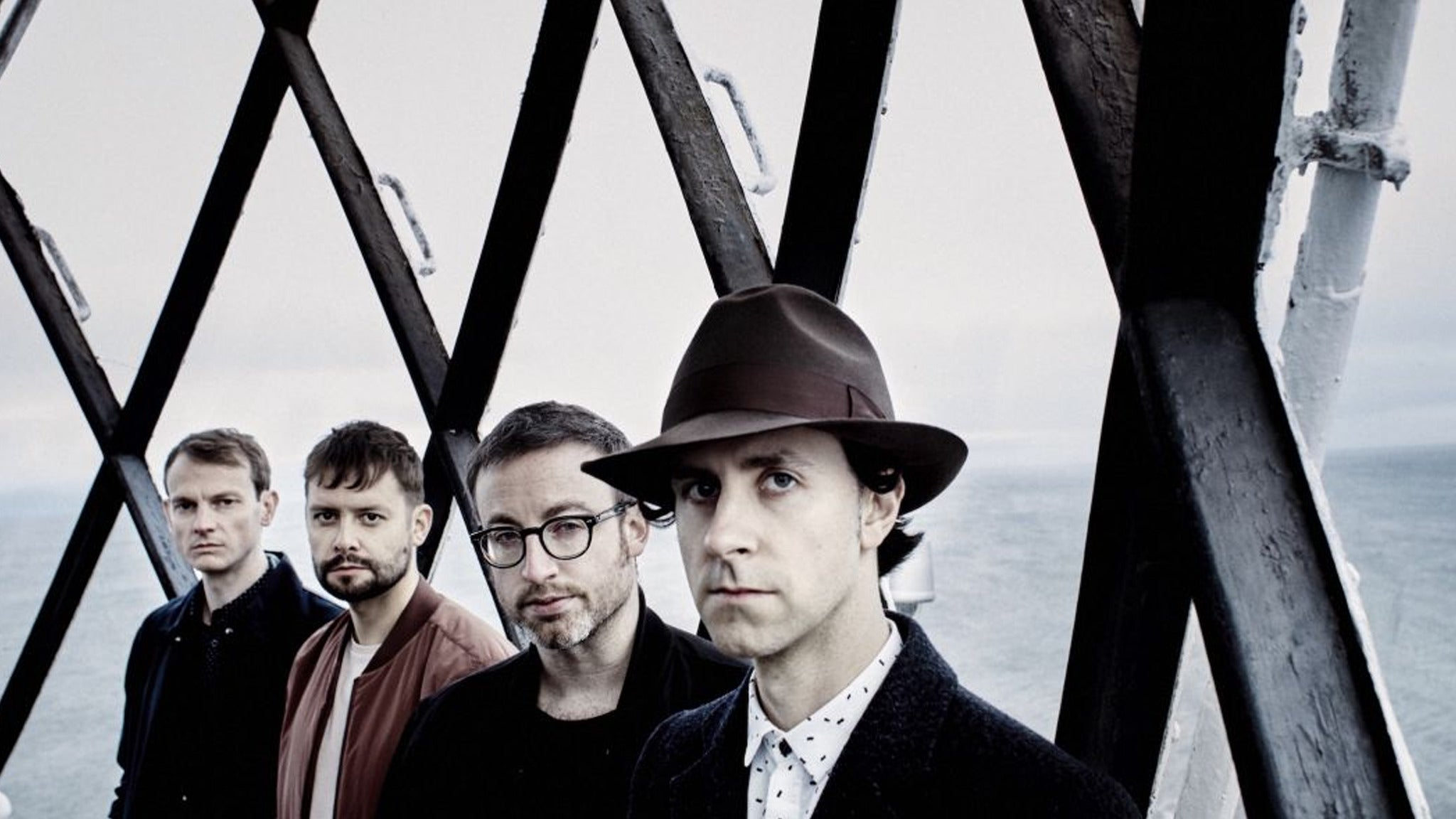 Maximo Park at Majestic Cafe