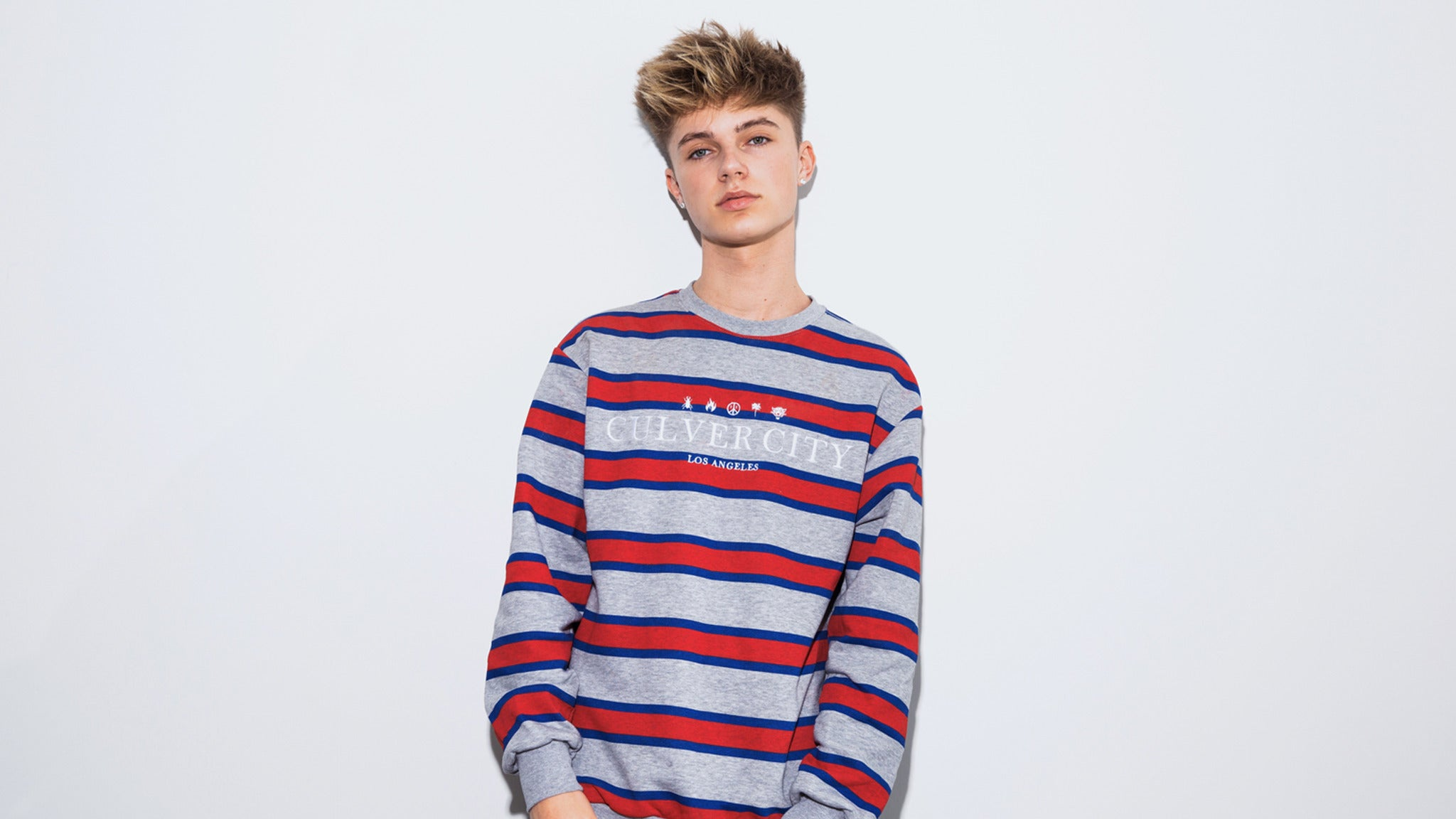 HRVY tickets (Copyright © Ticketmaster)