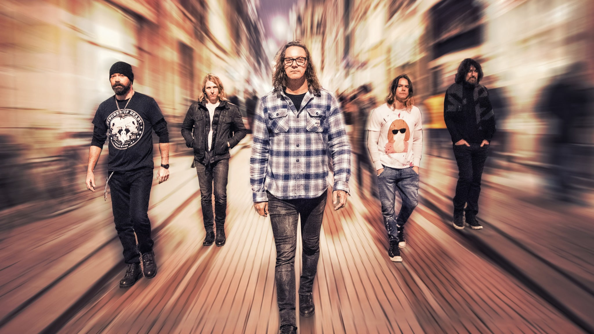 Candlebox at L'Auberge Casino & Hotel Baton Rouge