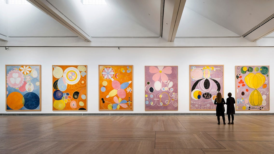 Image used with permission from Ticketmaster | Hilma af Klint: The Secret Paintings tickets
