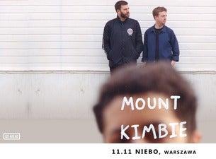 Mount Kimbie w/ Clairo