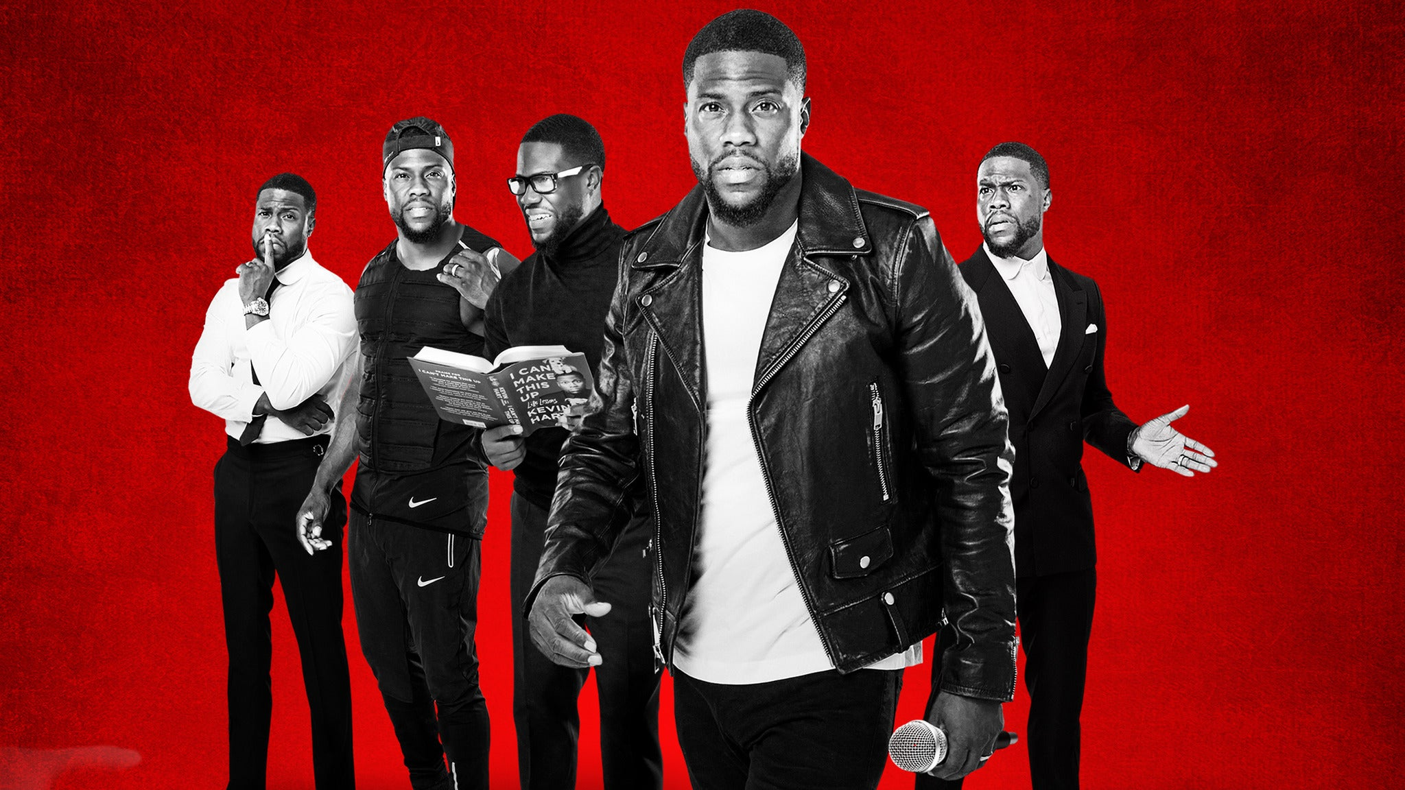Kevin Hart: Irresponsible Tour at Rabobank Arena
